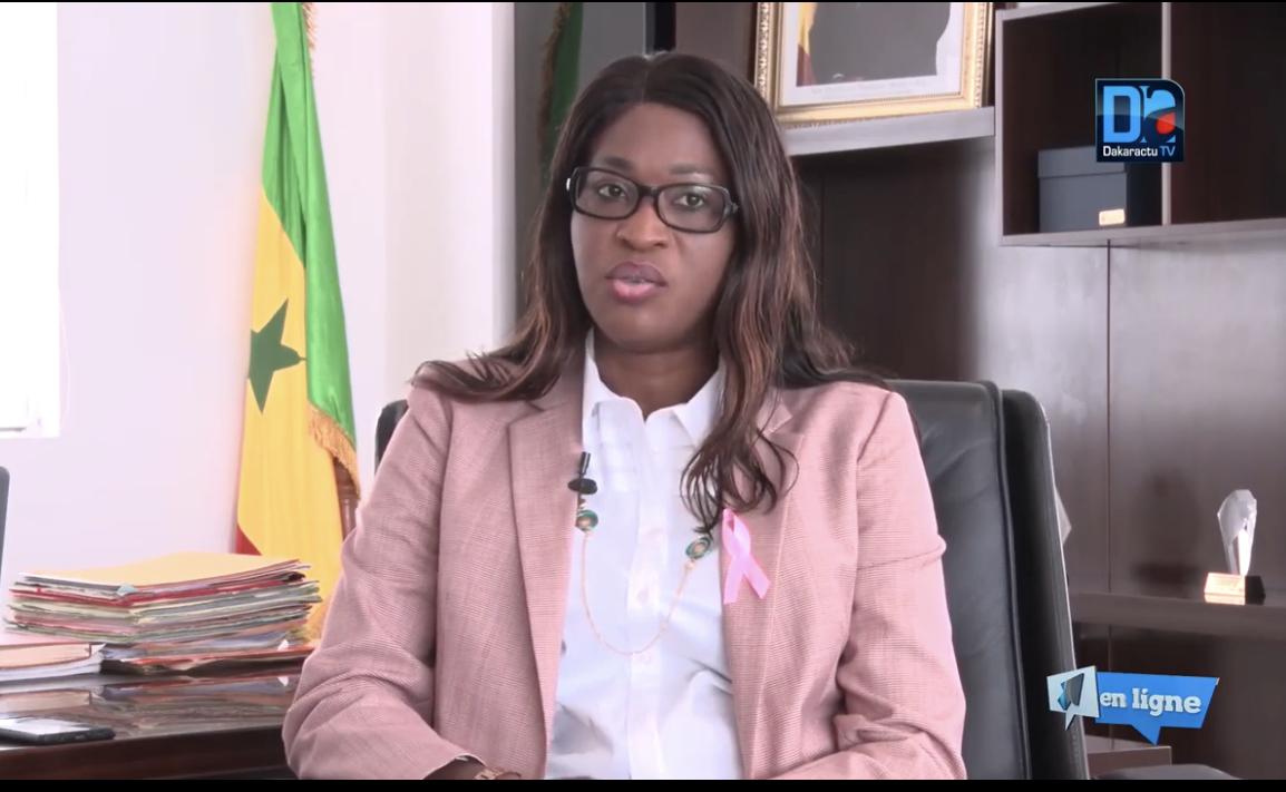 Allègement des taux d'intérêt débiteurs appliqués par les SFD : Zahra Iyane Thiam évoque la pertinence de la mesure.