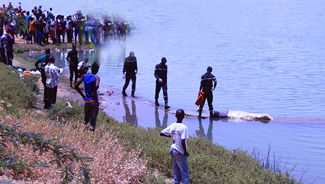 Kaolack : Un vendeur de poisson meurt par noyade.
