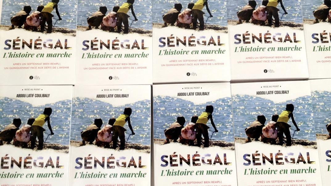 « Sénégal, l'histoire en marche » : Un ouvrage qui met en lumière les résultats positifs de la politique gouvernementale.