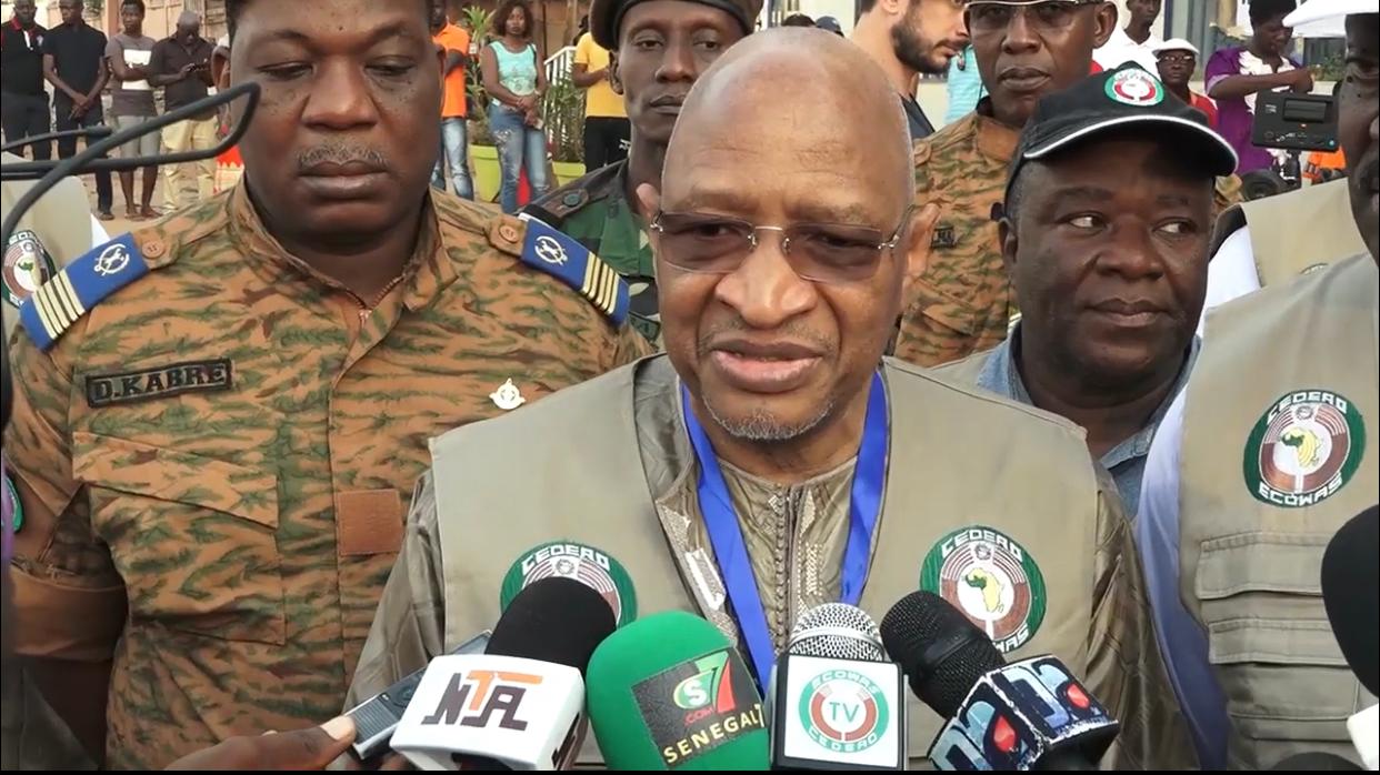 Guinée Bissau : La CEDEAO brandit le bâton contre les « acteurs qui n'agiraient pas dans le sens de la normalisation politique et institutionnelle »