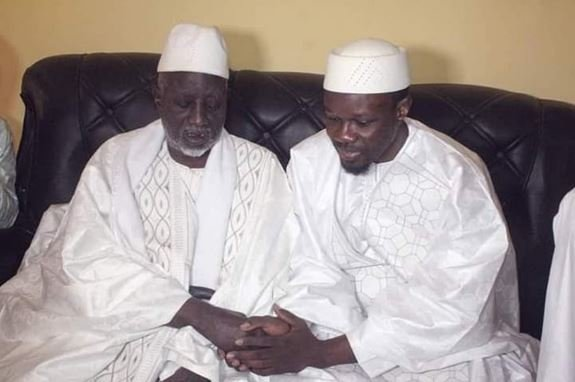 Rappel à Dieu du Khalife de Mpal / Ousmane Sonko témoigne : «El Hadj Serigne Lamine Ngom est connu pour avoir dédié toute sa vie à l'Islam et ses enseignements»