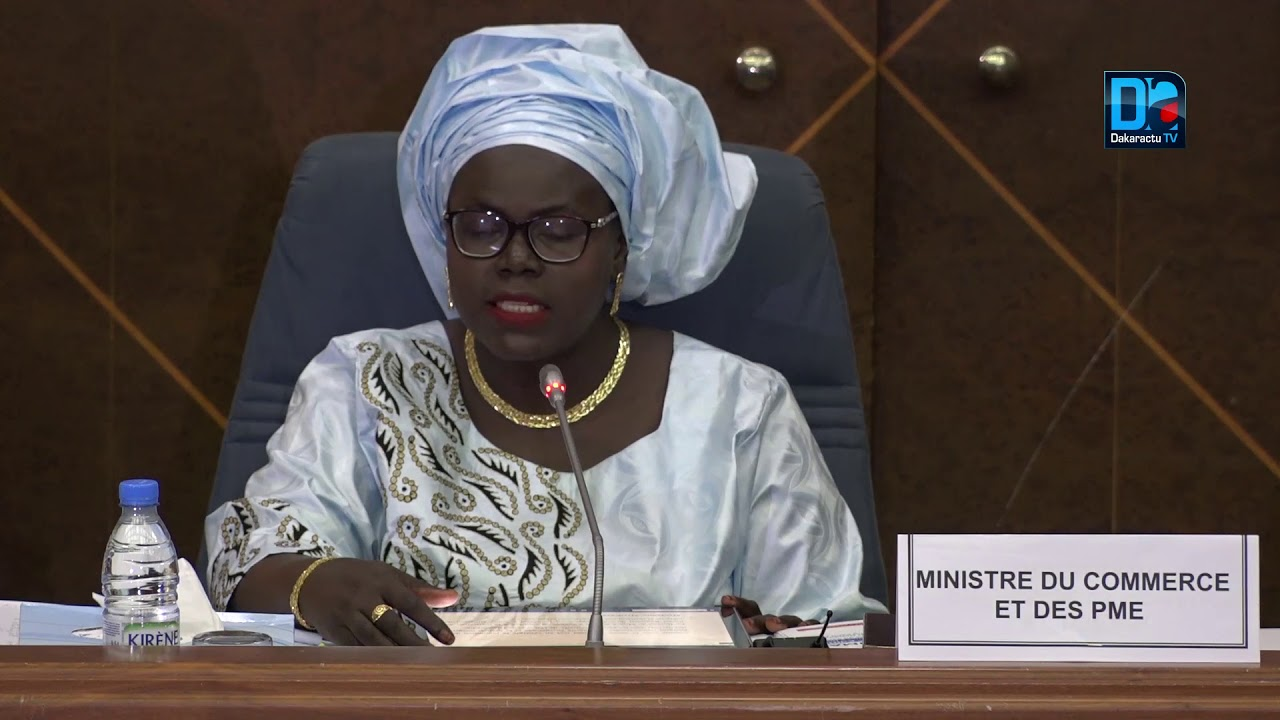 «Face à Dakaractu» reçoit ce dimanche le ministre du commerce Mme Aminata Assome Diatta.