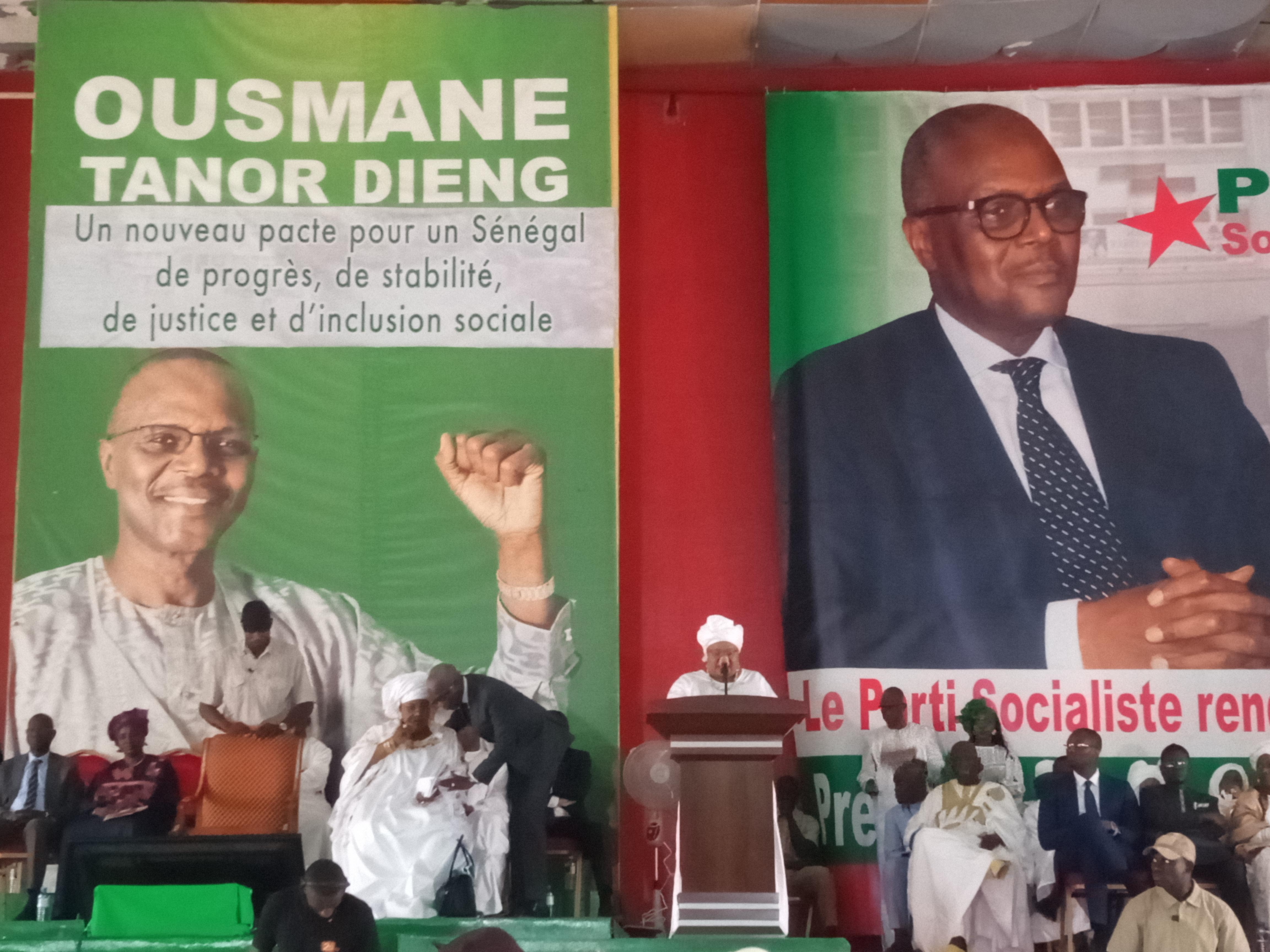 Maison du PS : L'ombre d'Ousmane Tanor Dieng plane sur Colobane.