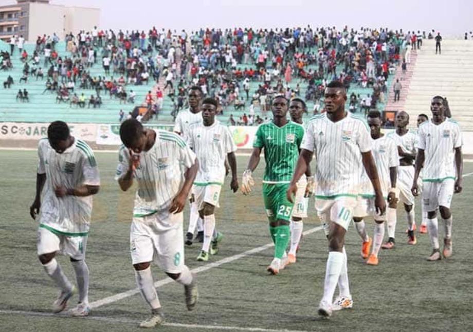 """11eme journée Ligue 1 : Le Jaraaf surprend les """"Douaniers"""" à domicile (1-0)"""