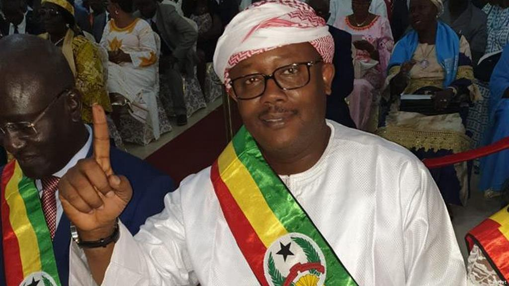 Guinée Bissau : Énième confirmation de la victoire de Umaro Sissoco Embalo par la Cne
