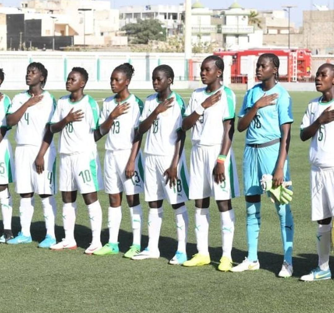 """Coupe UFOA A féminin : Les """"Lioncelles"""" dominent le Cap-Vert et passent au tour suivant."""