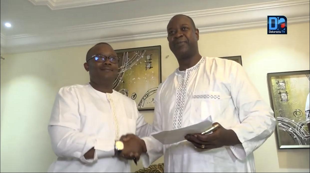 Guinée Bissau: Nuno Gomes Nabiam nommé Premier ministre par le président Umaro Sissoco Embalo.