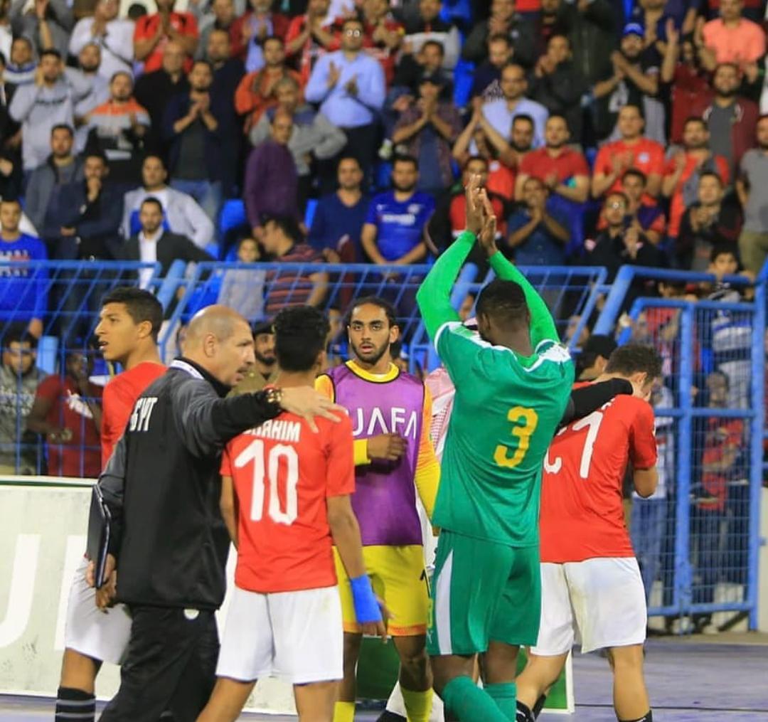 Tournoi Coupe Arabe U20 : Les « Lionceaux » arrachent la qualification en finale aux tirs au but, contre l'Egypte...