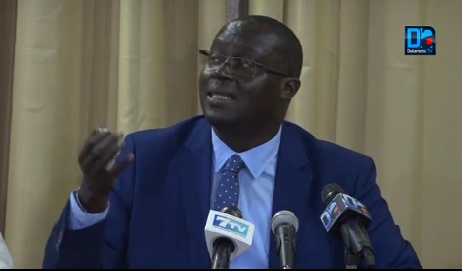 Covid-19 / Sénégal – Guinée Bissau : Le président de la FSF, Augustin Senghor écarte la thèse du report : « La situation n'est pas à ce point gave »