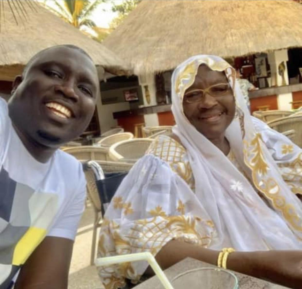 Nécrologie : Alioune Diop de Senxibar a perdu sa mère.