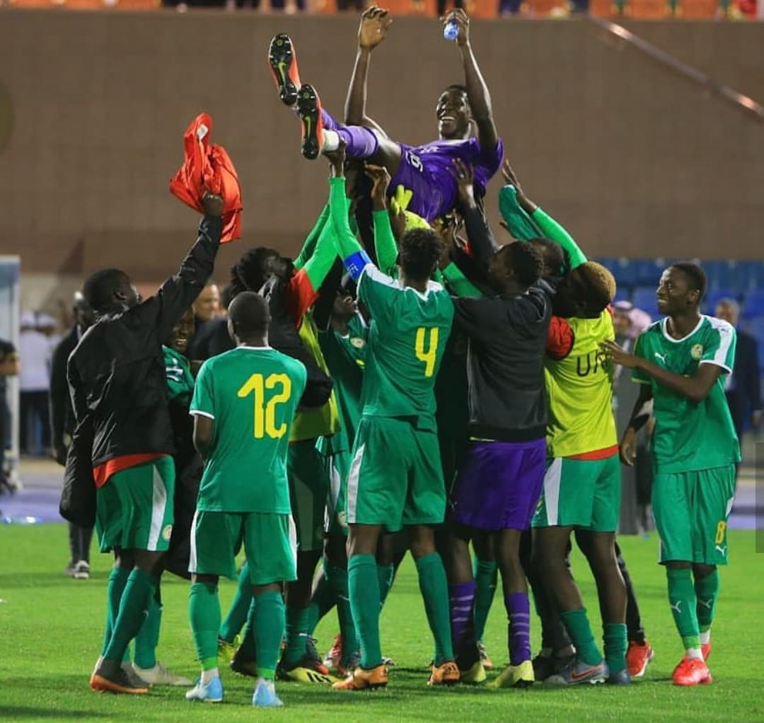 """Arab CUP U20 : Les """"Lionceaux"""" remportent la finale devant la Tunisie (1-0)."""