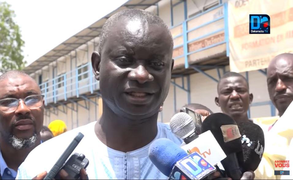 Affaire Dieynaba Baldé : Mamadou Diop de l'Iseg  en garde à vue à la Division de lutte contre la cybercriminalité.