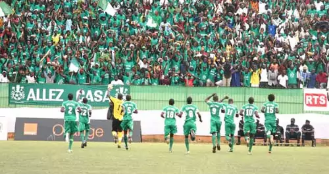 Ligue 1 / 13ème journée : Le Casa Sports réalise un hold-up face à Dakar Sacré-Cœur battue 2-1.