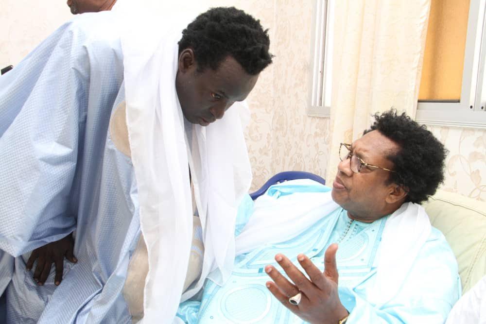 Abdoul Aziz Fall Tilala pour perpétuer l'œuvre de son père.