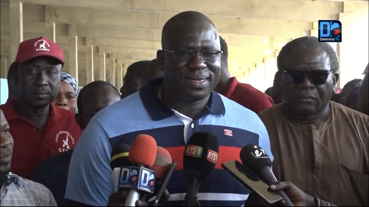 Yakhya Diop « Yekini » : « Je suis toujours au CNG, mais… Ceux qui sont aux commandes ont fait leur temps »