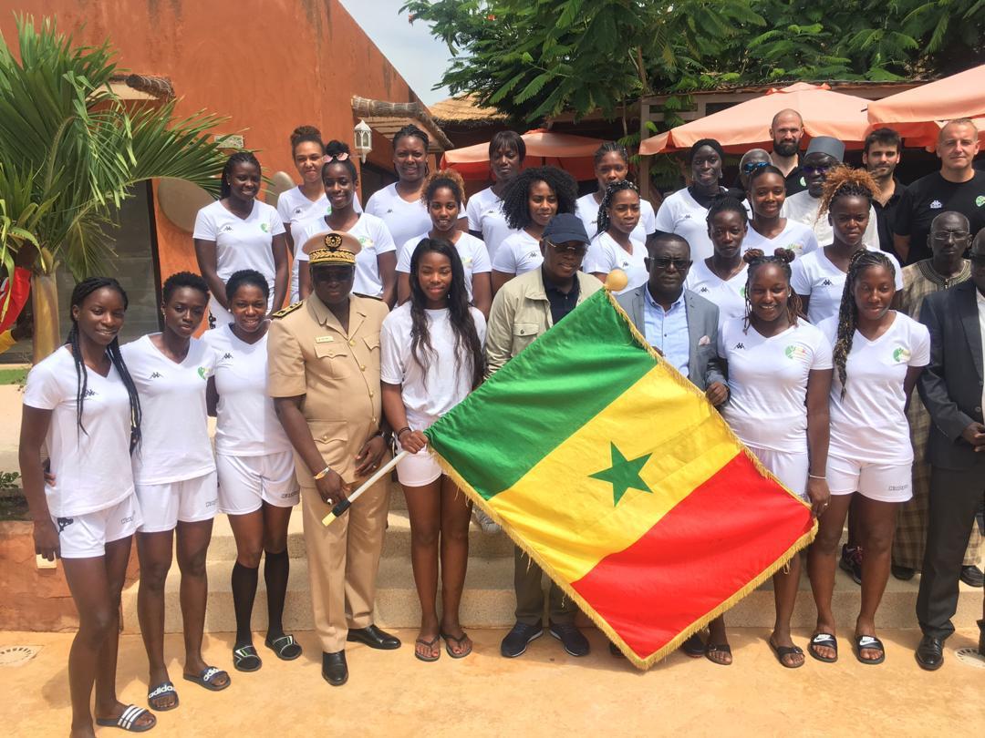 Lutte contre le covid-19 / FSH : Le Président  Seydou Diouf mobilise le monde du handball Sénégalais.