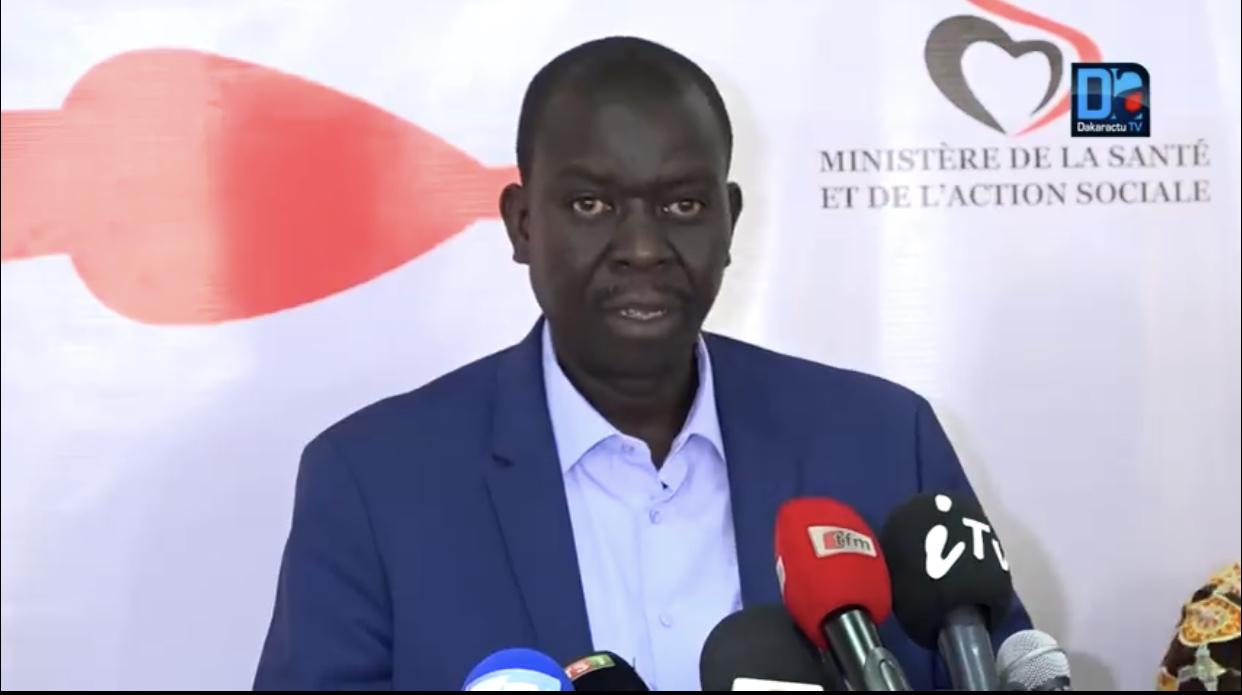 Coronavirus : « Nous nous préparons à une aggravation des cas », (Dr Aloïse Waly Diouf, directeur de cabinet du ministère de la santé)