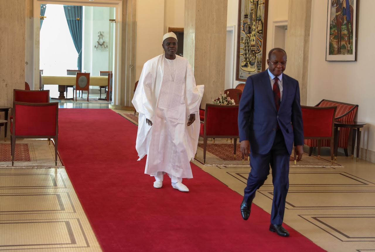Khalifa Sall : « Je dis ma compassion aux Sénégalais infectés... Nous félicitons le président pour les mesures prises et lui assurons de notre soutien... »