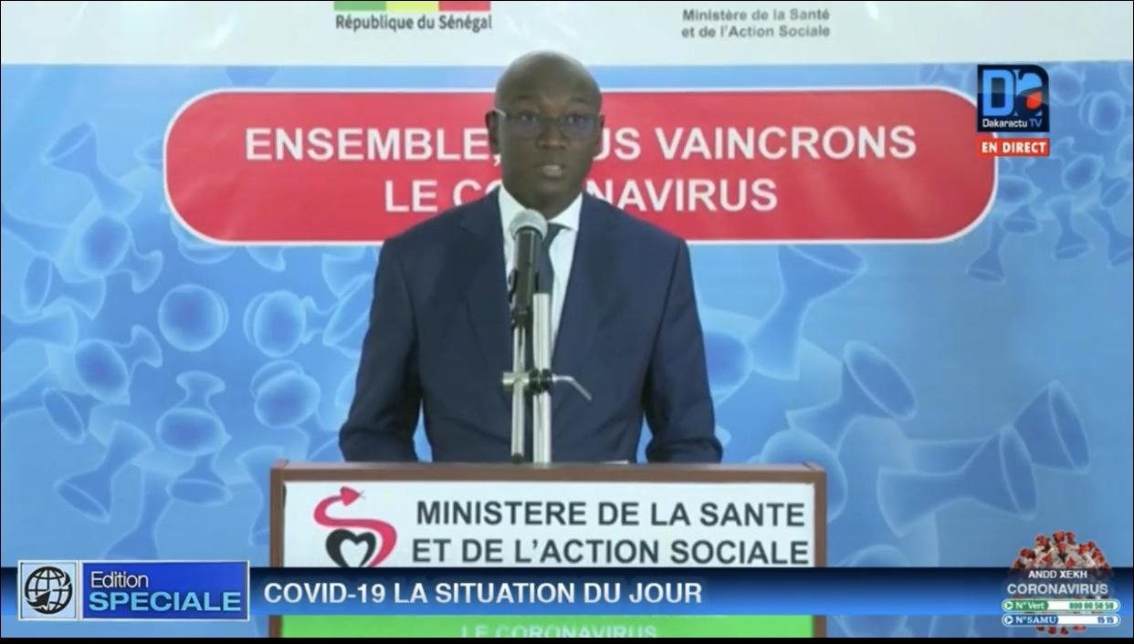 Les précisions de Aly Ngouille Ndiaye sur l'interdiction de circulation : «Ce n'est pas destiné à tout le monde. Ce qui vont enfreindre ces règles seront sanctionnés»