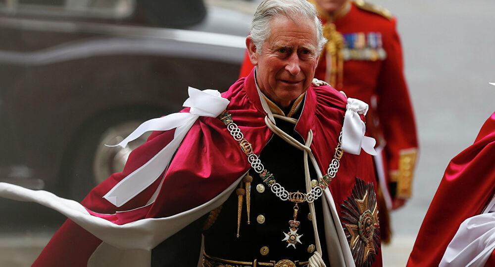 Le Prince Charles, héritier de la couronne, testé positif au Covid-19.