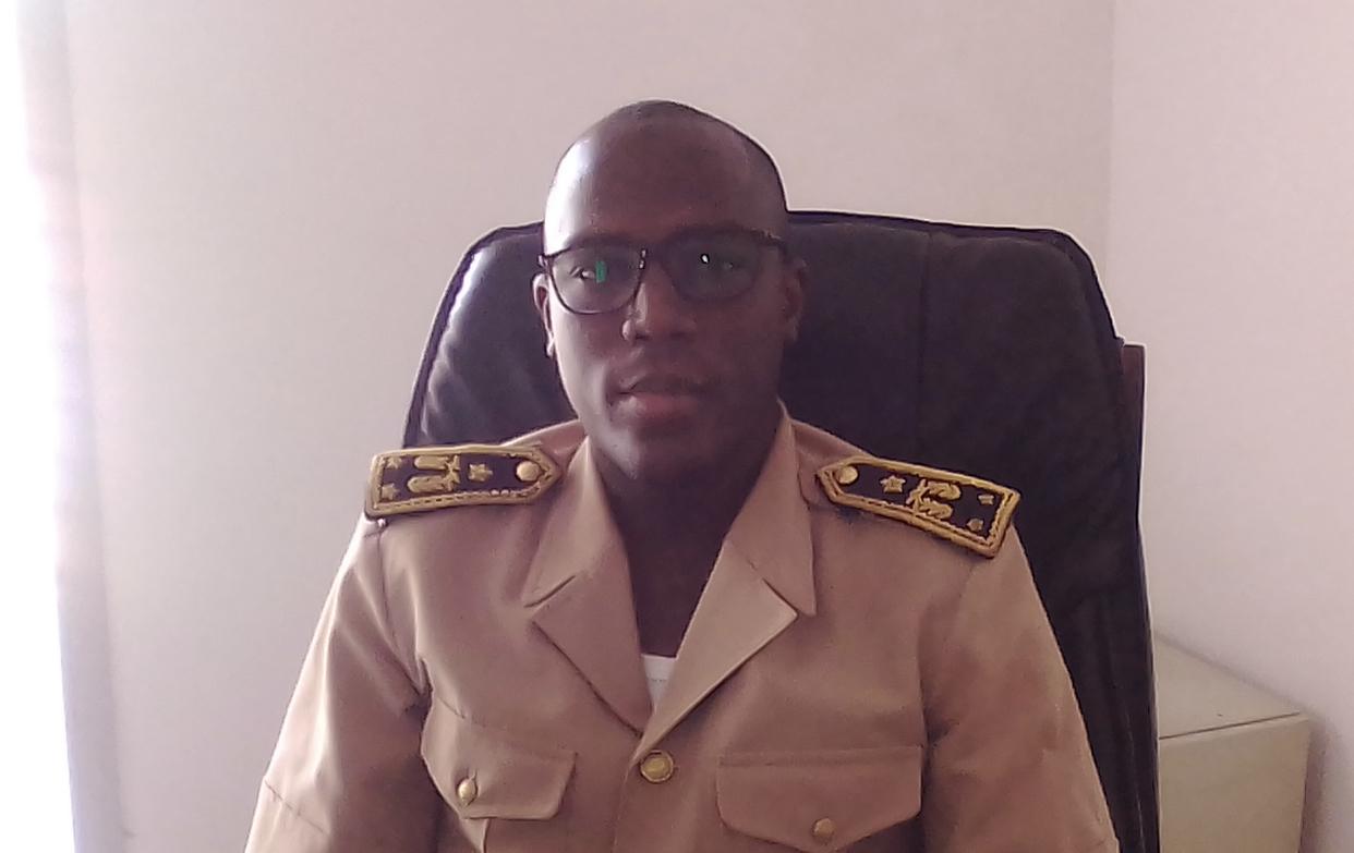 Lutte contre le covid-19 en zone transfrontalière : Aline Badara Mbengue, préfet de Médina Yoro Foula, explique le dispositif.