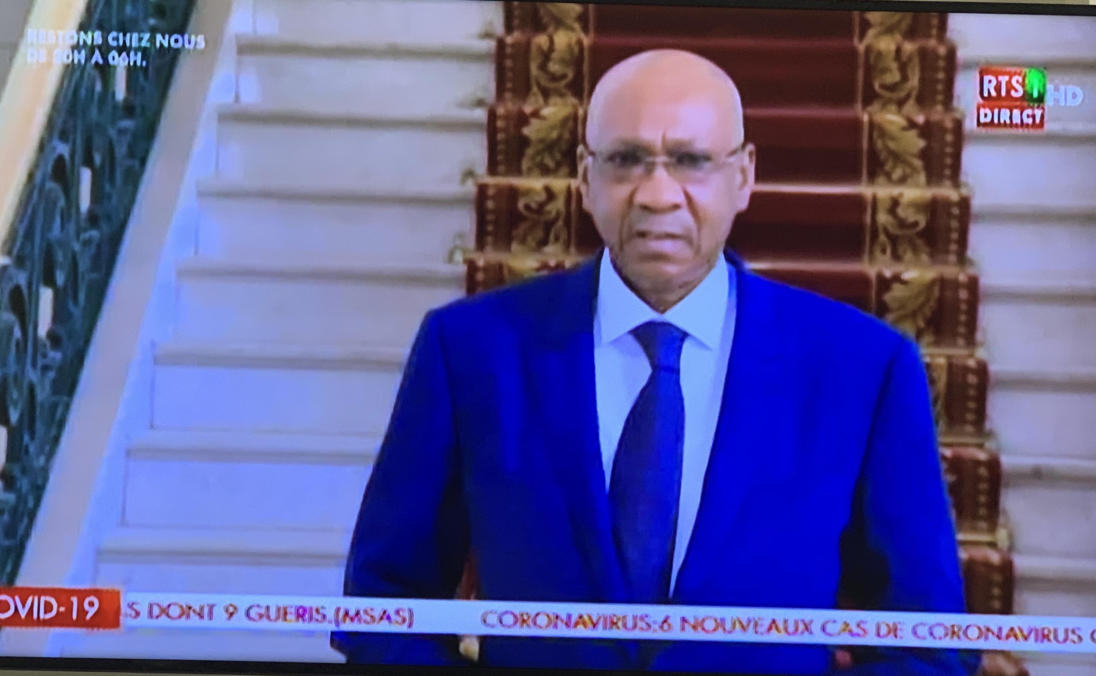 Cheikh Aguibou Soumaré : «Toutes les mesures prises par le président Macky Sall sont excellentes et je les soutiens»