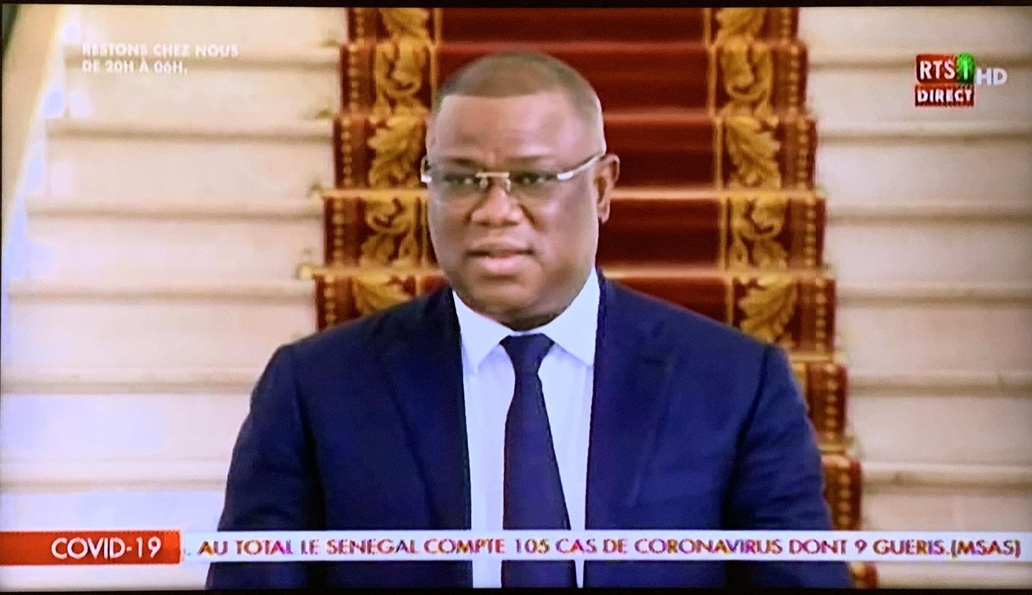 Abdoulaye Baldé : «J'ai interpellé le président sur le retard les prélèvements et les résultats à Ziguinchor»
