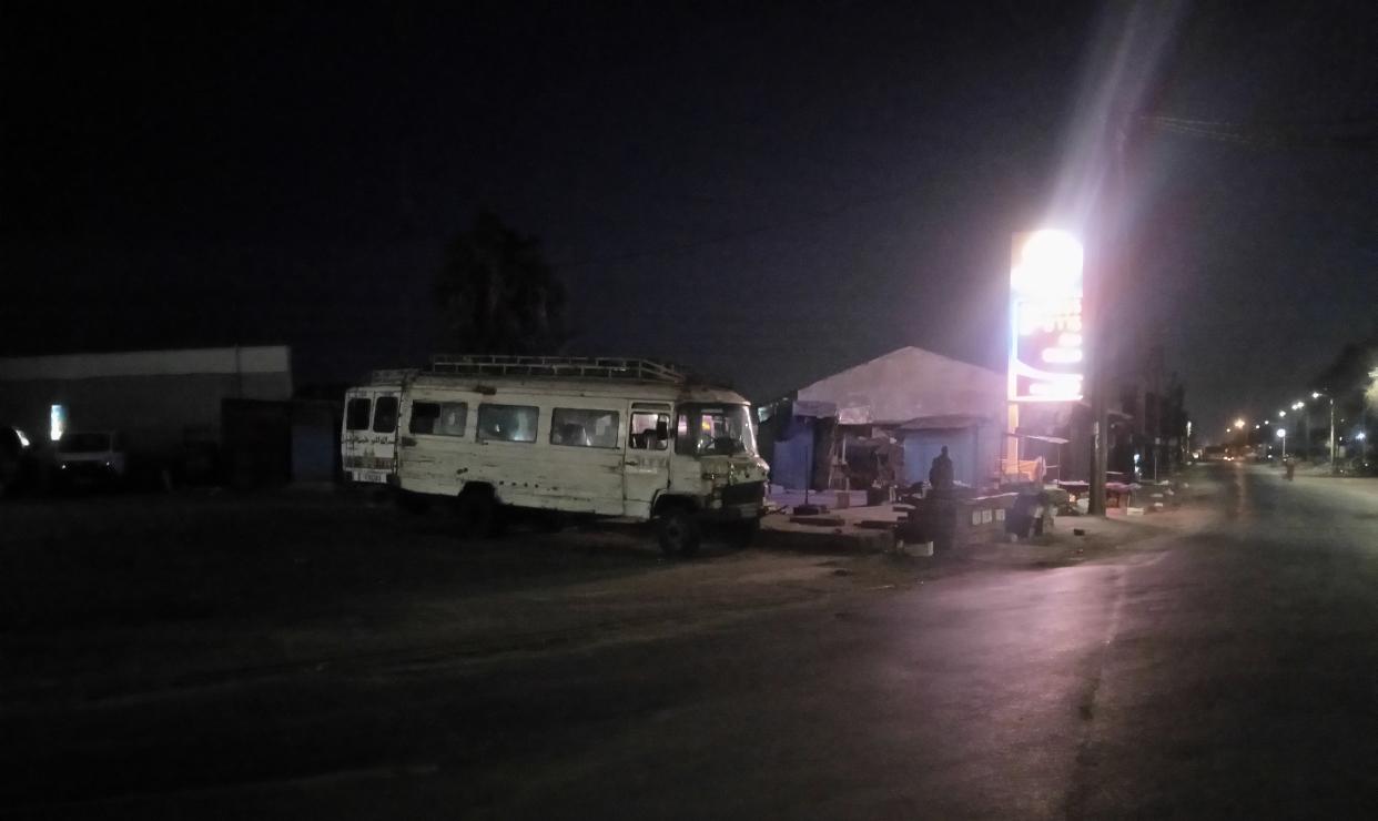 3e jour de couvre-feu dans la banlieue : Un silence mort à Pikine.