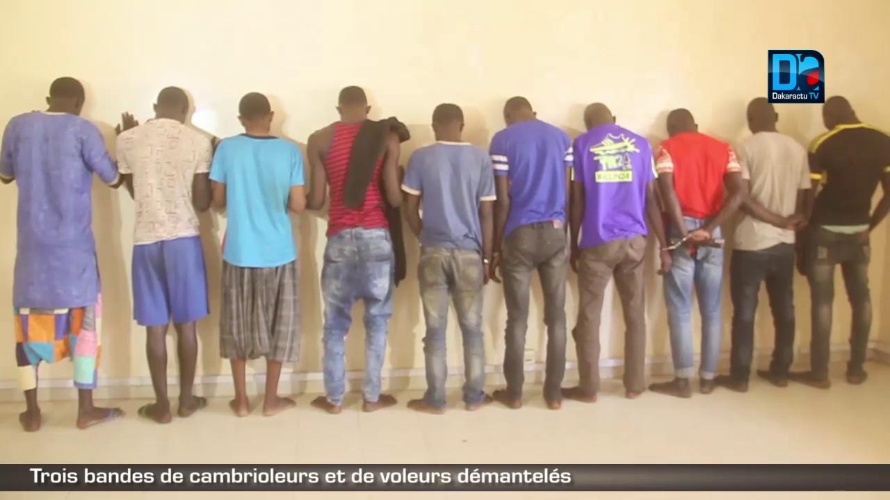 TOUBA / Couvre-feu et cambriolages - Les braqueurs dans les rues en même temps que les policiers.