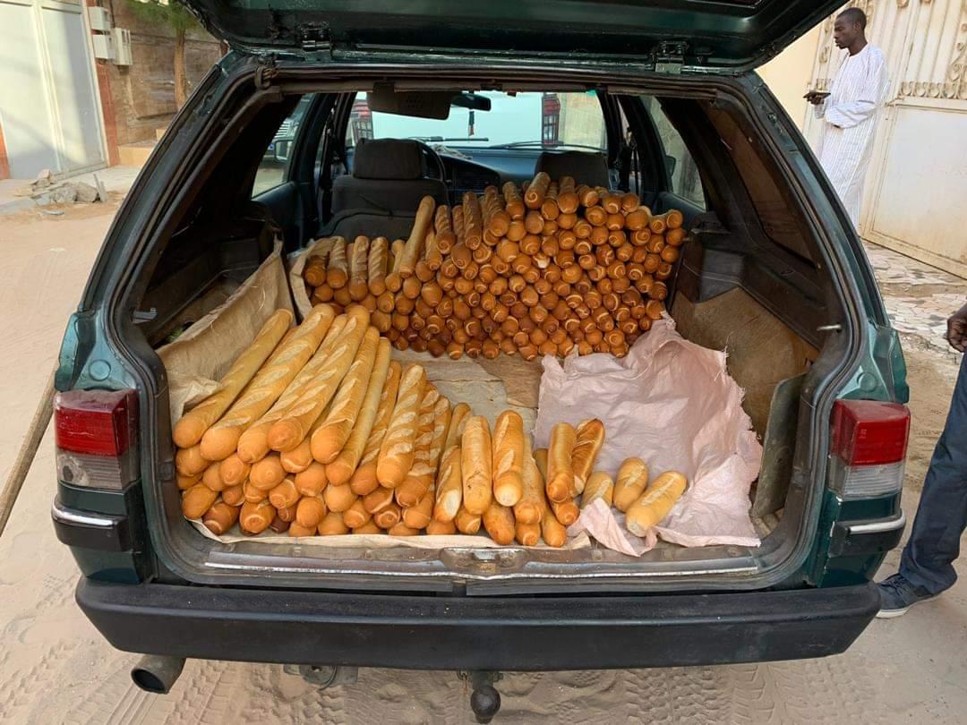 PAIN TRANSPORTÉ DANS DES CLANDOS / Le service départemental du commerce de Pikine sévit et convoque des boulangeries.