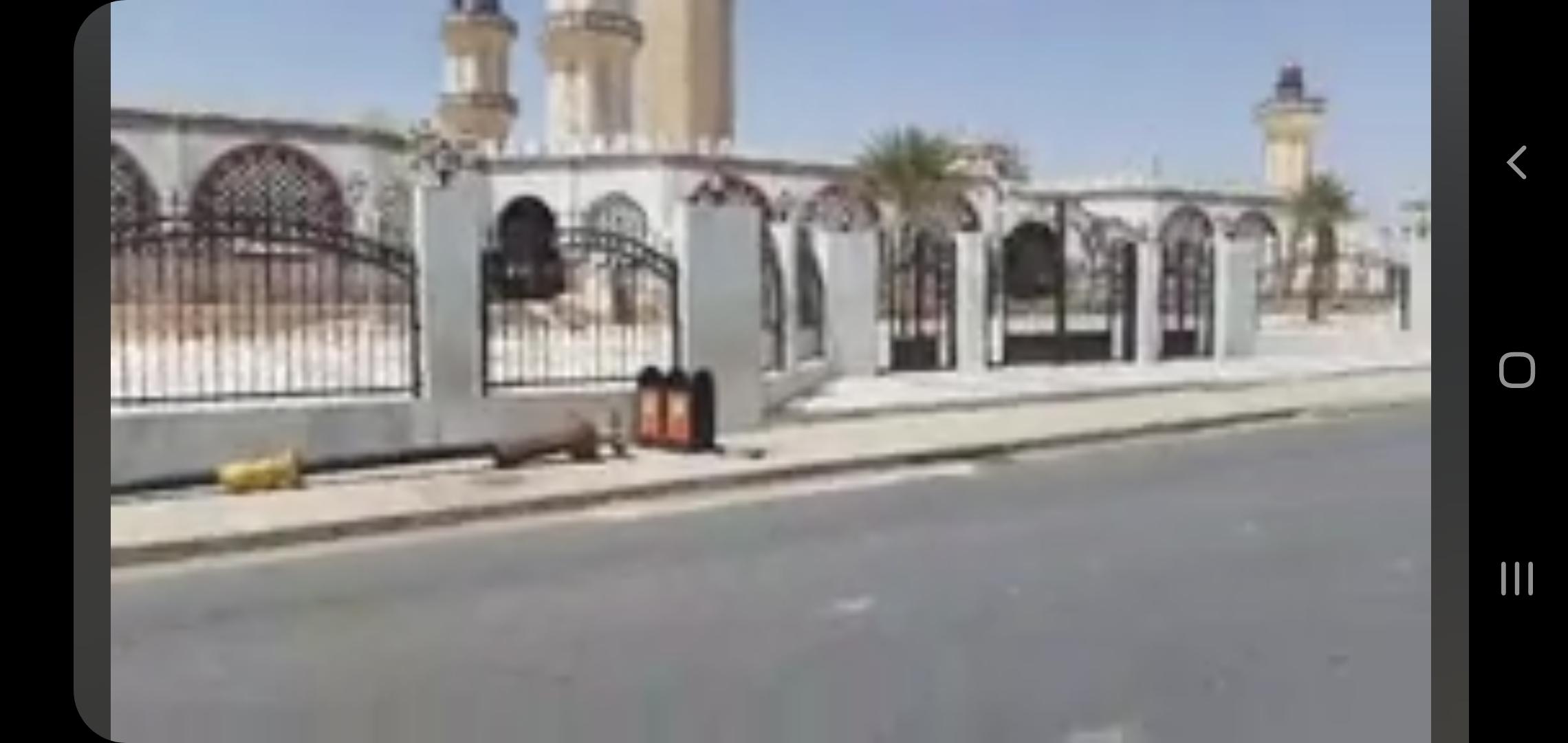 (COVID19) Situation exceptionnelle à Touba/ La grande mosquée vide comme jamais... Ndigël du Khalife respecté !
