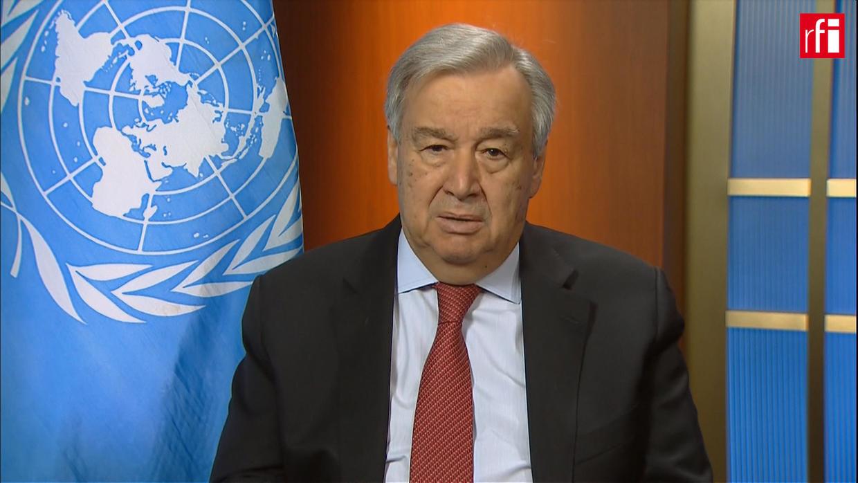 Lettre ouverte à Antonio Guterres, Secrétaire Général des Nations Unies qui prédit des millions de morts en Afrique.