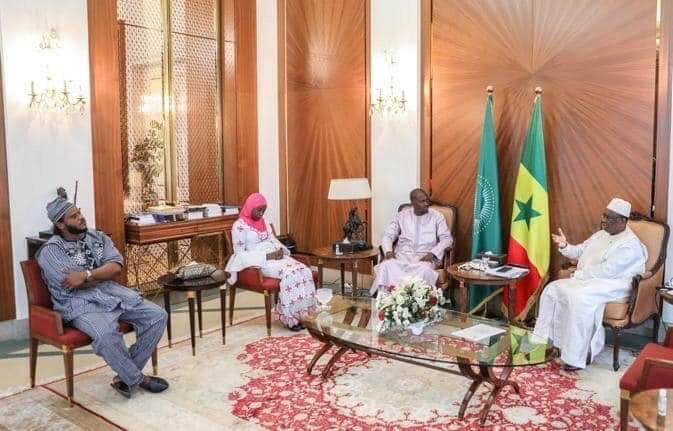 Concertation au Palais sur le Covid-19 / Les trois points de discussion entre Y'en a marre et le président.