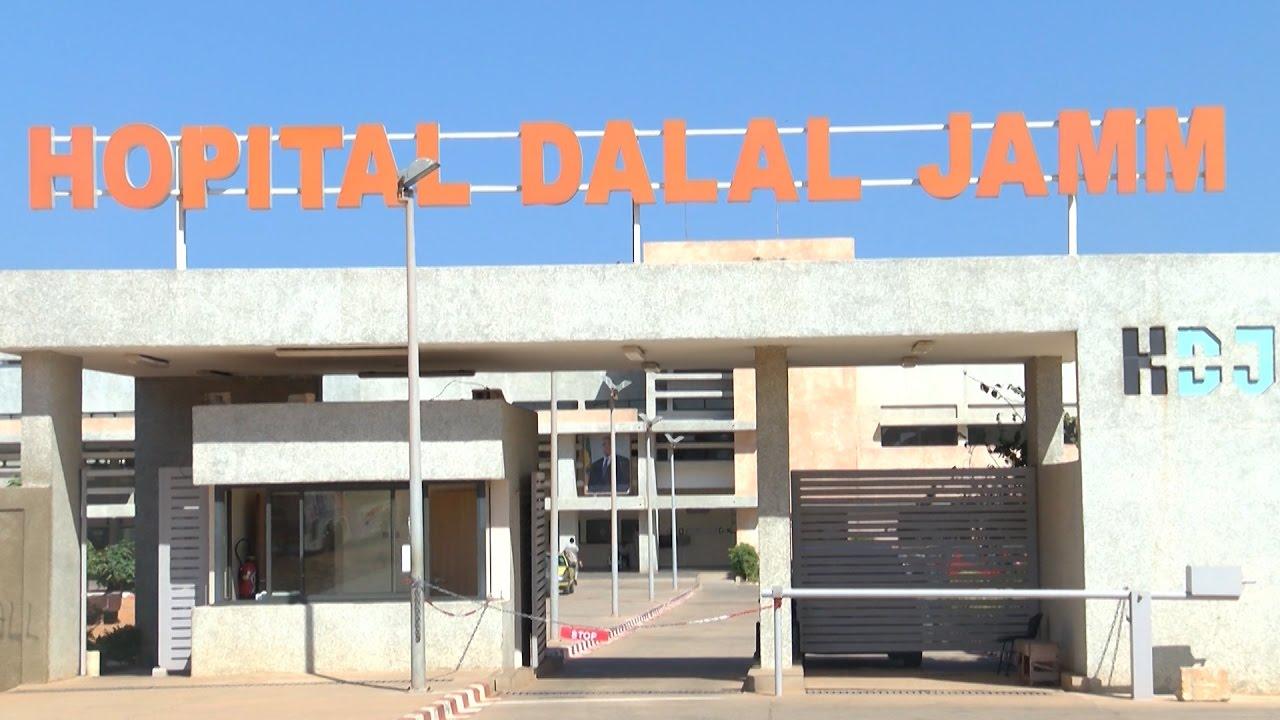 Coronavirus : L'hôpital Dalal Jamm nouveau site de prise en charge des patients.