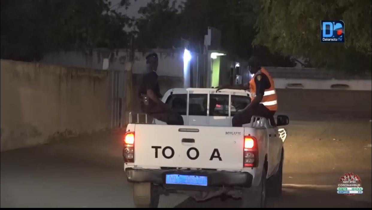 Après une semaine de couvre-feu : 2 080 personnes interpellées, 850 véhicules et deux roues mis en fourrière