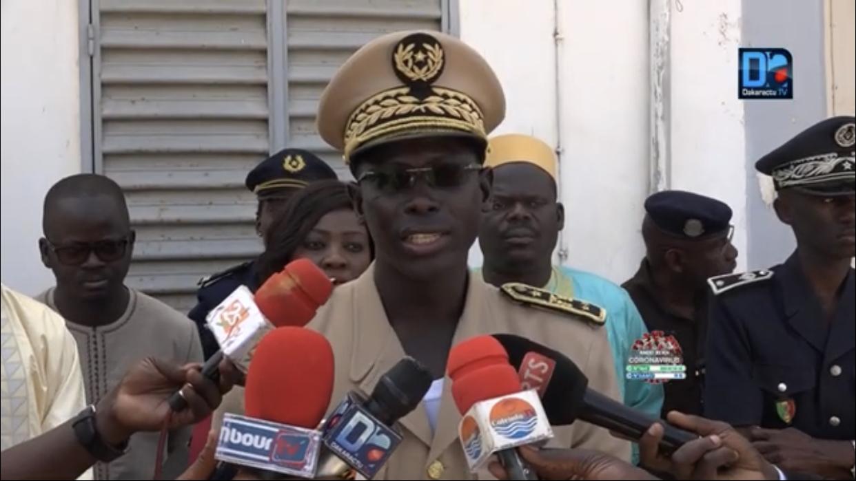 Mbour : Le préfet sort un nouvel arrêté pour la reprise du marché.