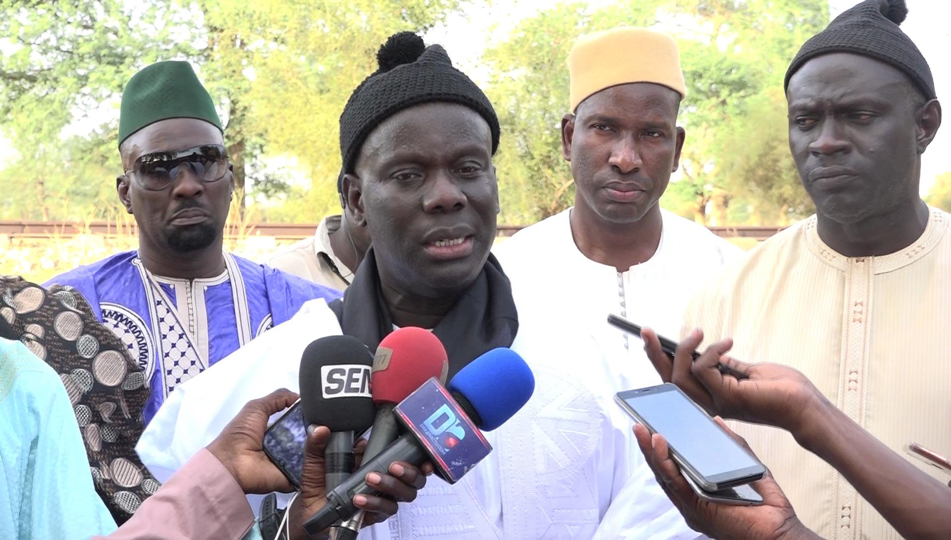 Malick Gakou rend hommage à Pape Diouf : «Nous perdons en toi un symbole et une référence historique»