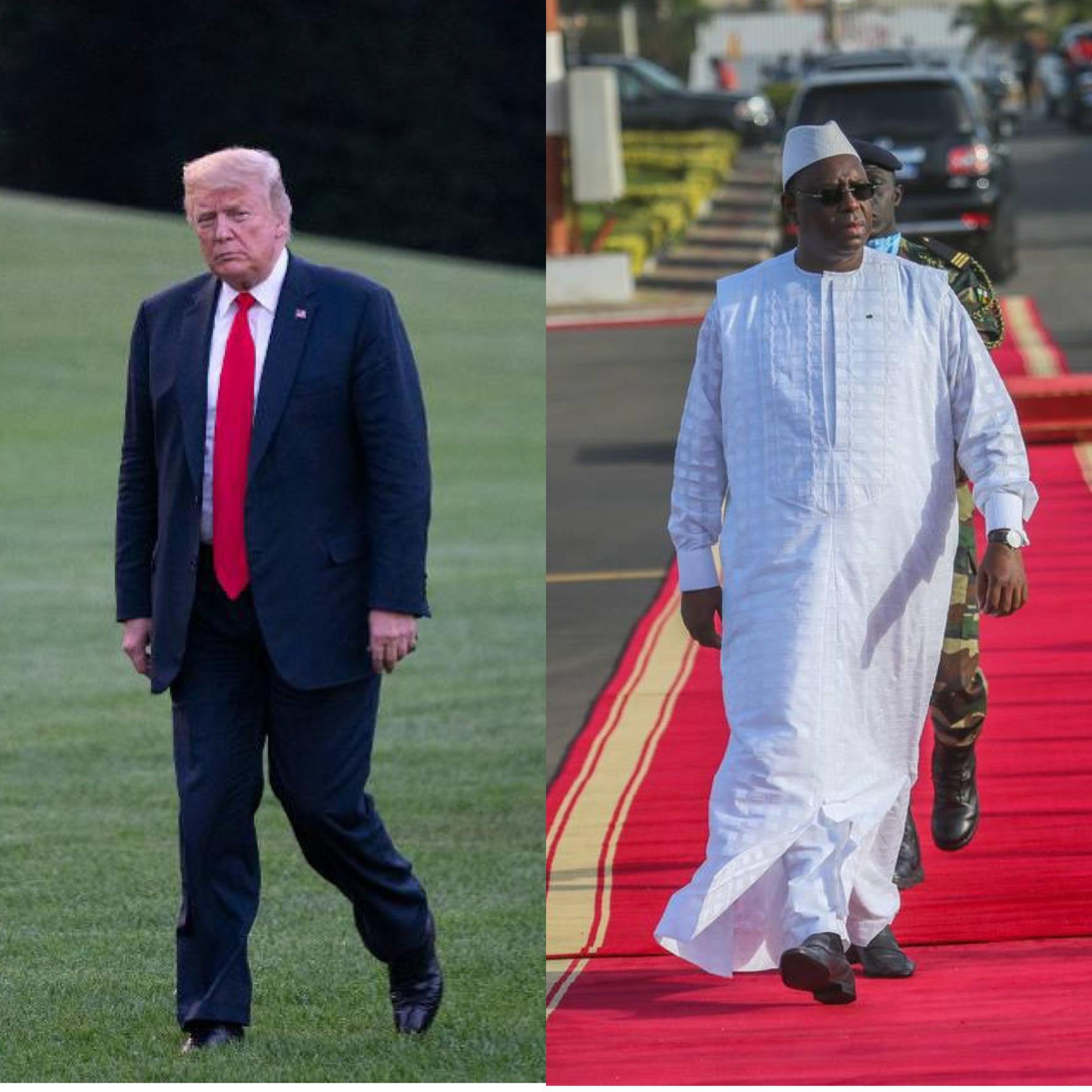 Contributions à la réponse au COVID-19 : Les Etats-Unis appuient le Sénégal a près de 2 millions $.