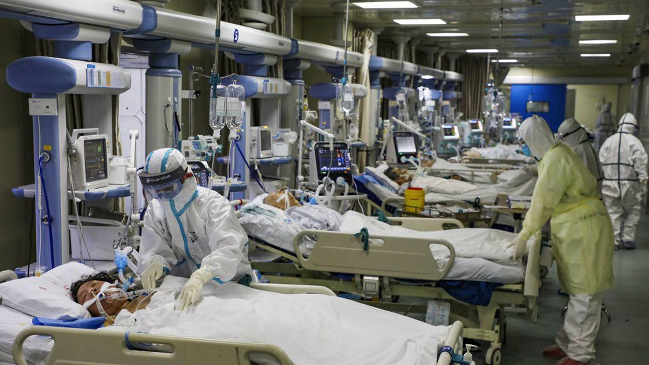 Coronavirus : L'Espagne a dépassé la barre des 10.000 morts.