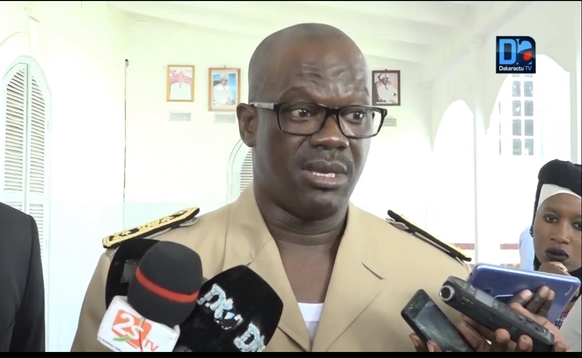Alioune Aïdara Niang (Gouverneur de Saint-Louis) : «Golbert Diagne a toujours été au service de la population de Saint-Louis»