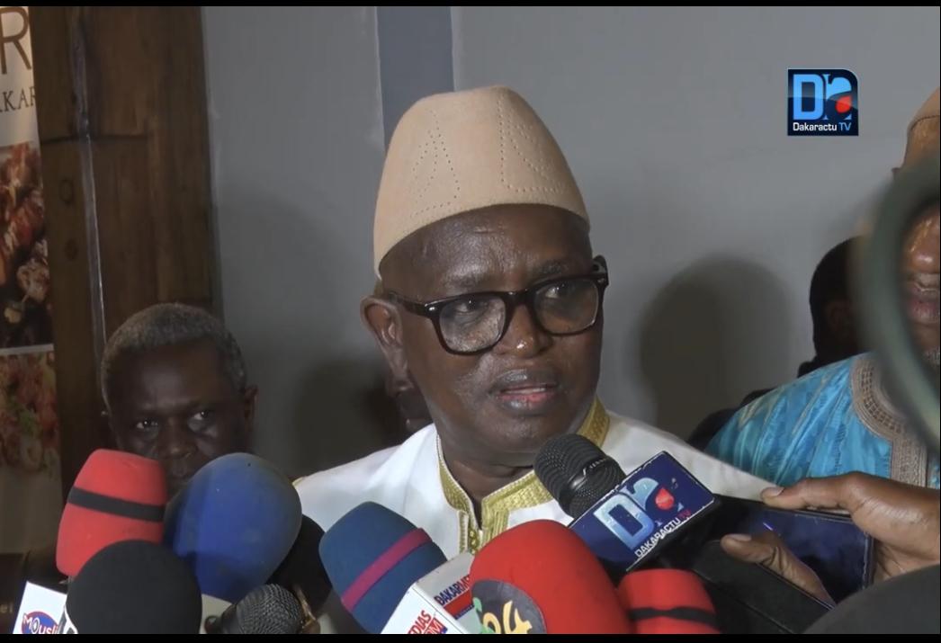 Abdou Latif Coulibaly (Ancien ministre de la culture) : « Golbert était particulièrement passionné et doué dans ce qu'il faisait. »