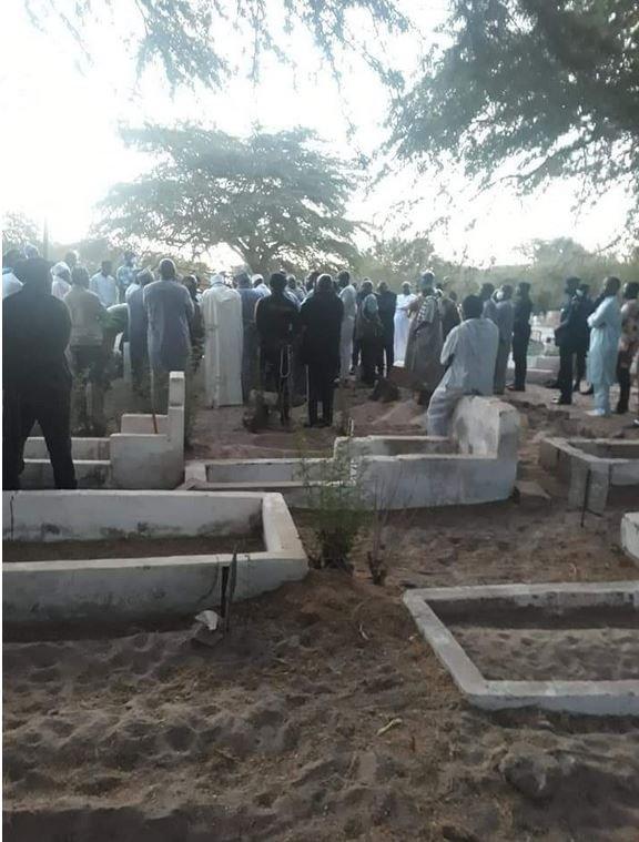 Saint-Louis : Alioune Badara Diagne dit Golbert inhumé dans la plus grande discrétion très tôt ce matin