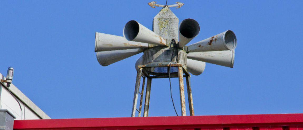 Kaolack / Couvre-feu : La sirène de la Sonacos Lyndiane qui a été réquisitionnée, ferait peur aux enfants.