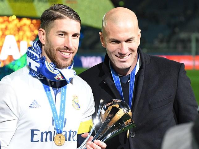 Covid-19 / Real Madrid : Zidane, Ramos et Cie acceptent de baisser leurs salaires.