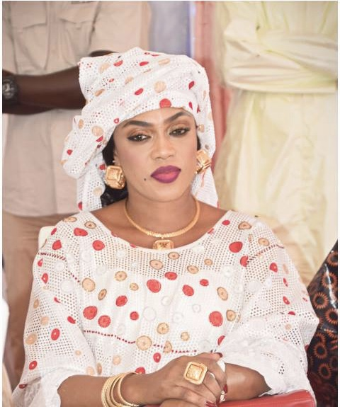 FORCE-COVID-19 : Sokhna Aïda Diallo verse 20 millions.