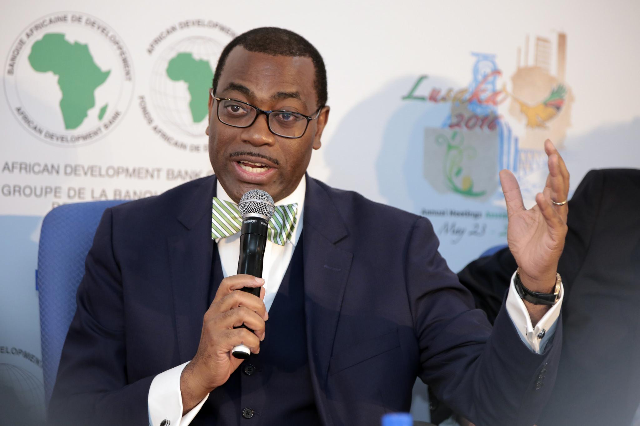 EDITORIAL / En plus de la crise sanitaire du Covid-19, l'Afrique ne peut pas se permettre de subir une crise alimentaire due au criquet pèlerin (Par Akinwumi Adesina)