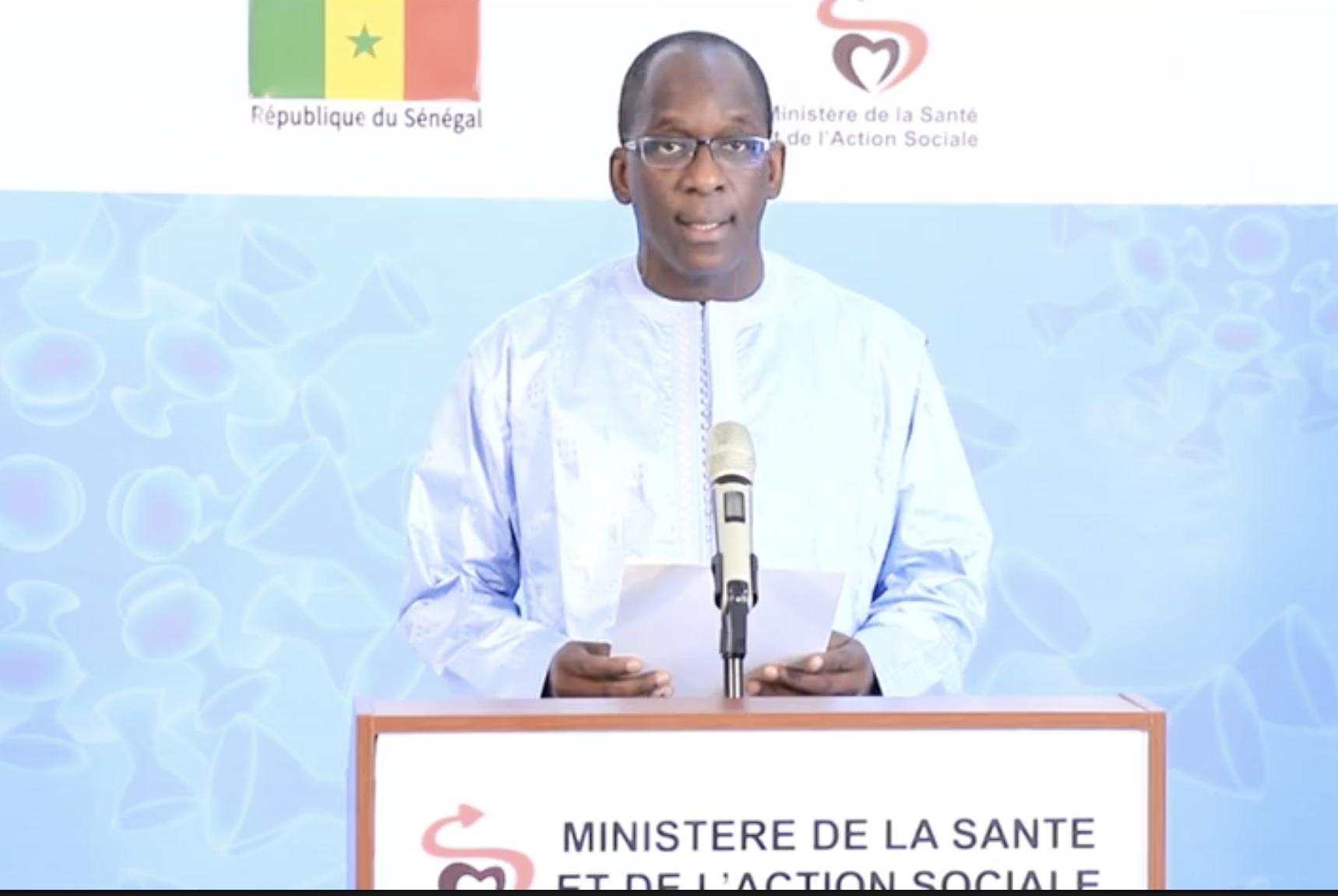 « Il faut admettre que les cas communautaires sont préoccupants », (Abdoulaye Diouf Sarr, ministre de la Santé)