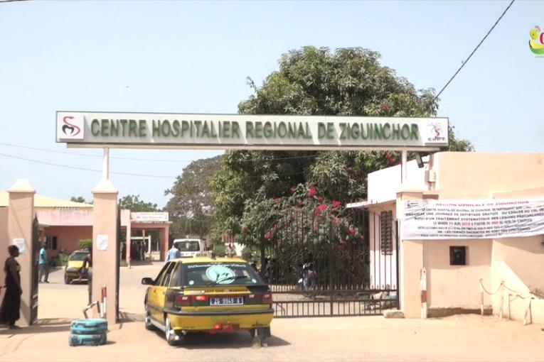 ZIGUINCHOR : Le Sénégal enregistre son troisième décès lié au Covid-19.