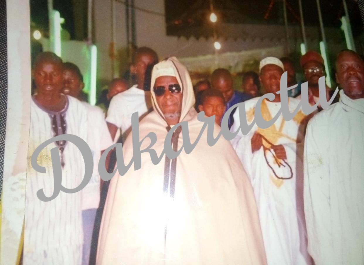 Sagne Bambara : Serigne Abdou Khadre Diallo est le nouveau Khalife général. (images).