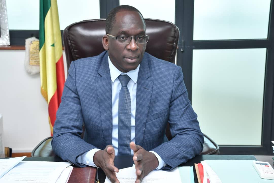 Décès d'un septième patient du Covid-19 : Le ministre de la Santé Abdoulaye Diouf Sarr au centre de traitement de Fann.